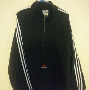 Adidas Pullover 1/4 Zip